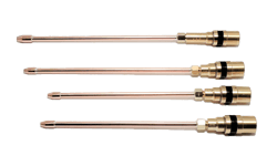 KPG angular torches for acetylene